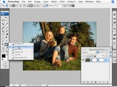 Learn Photoshop - How to Add Rounded Corners to Photos