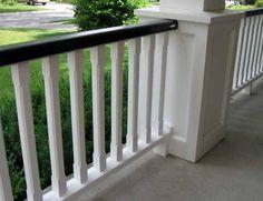 front porch railing