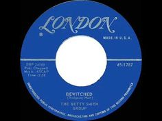 1958 Betty Smith Group - Bewitched - YouTube Halloween Songs, Tenor Sax, Jazz Musicians, Billboard, Singer, Group, Youtube, Poster Wall, Singers