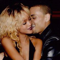 Chris Brown and Rihanna: Better days