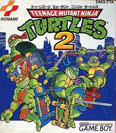 Teenage Mutant Ninja Turtles 2 Back from the Sewers: Played it so young I vaguely remember it. Must have been fun though since all I remember was loving every minute of it!