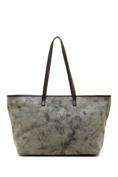 Top Zip Tote Bag