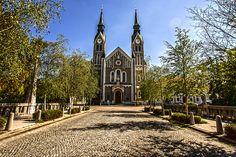 Trnovo Church, Ljubljana, Slovenia  Foto by: www.iztokkurnik.com