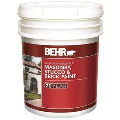 behr premium plus 5 gal m560 5 second pour semi gloss enamel rh pinterest com au