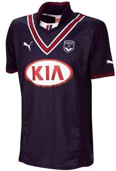 Bordeaux Home Kits 2013-14 Puma