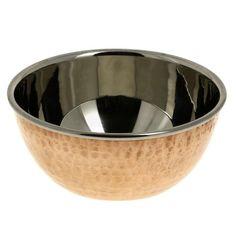 cruche en cuivre et inox accessoire indien pour boissons cuisine maison. Black Bedroom Furniture Sets. Home Design Ideas