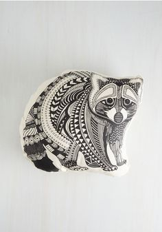 We can't get enough of cute animal cushions!