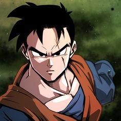 My Fav version of Gohan. I prefer when he had both his hands Mirai Gohan, Dbz Gohan, Dragon Ball Z, Manga Anime, Anime Art, Ball Drawing, Dragon Images, Z Arts, Anime Merchandise
