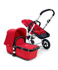 Take a look at this Red Cameleon+ Stroller by Bugaboo on #zulily today! $678.99, regular 979.00