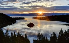 America's Prettiest Lakes: Lake Tahoe