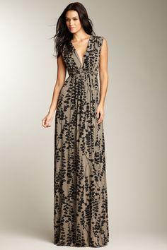 I would LOVE to use this as maternity wear <3    The Last Resort  Rachel Pally Sleeveless Caftan Maxi Dress (92% modal, 8% spandex)