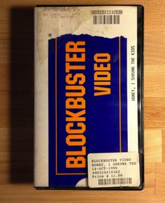 Remember When…and you had to rewind or be charged $1.00