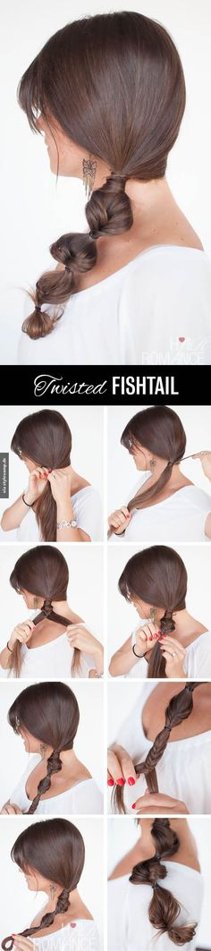 Twisted Fishtail <3