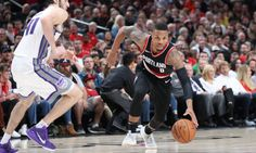 The Starting 5 | Portland's fast break so bad it's almost funny = The Starting 5: A look at some of the best NBA content around the internet.....