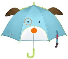 Skip Hop Zoo Little Kid Umbrella Dog $18.99 - from Well.ca
