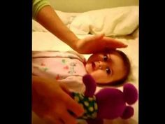 Physical Therapy exercises for 6 month old baby with torticollis (tight neck muscles) - YouTube