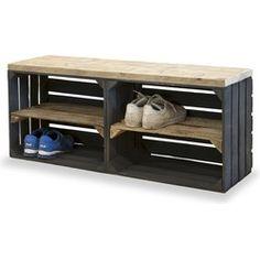 Shoe Rack, Pallet, New Homes, Entryway, Garage, House, Bathroom, Create, Design