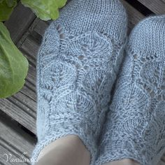 Designs by Marianne Heikkinen Knitting Socks, Hand Knitting, Knitting Patterns, Knit Socks, Slipper Socks, Slippers, Ugly Christmas Sweater, Leg Warmers, Diy Gifts
