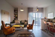 Xnet - תפורה עליהם: דירה בשכונת שפירא בדרום תל אביב עיצוב: ליאת עברון צילום: אילן נחום