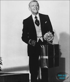 Fred Astaire as Harlee Claiborne