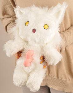 Moe Maniac: Kampfer Entrail Animals Plushie, electrocuted wild cat.