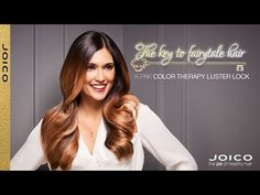 *NEW* JOICO K-Pak Color Therapy Luster Lock - YouTube