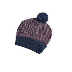 New in : imps & elfs jaquard ponpon hat