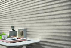 Terracruda 3D tiles by Ragno from Tubs & Tiles