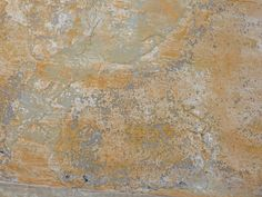 Tinted Ochre Lime Wash on ancient Roman Walls