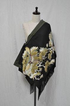 J mix Kimono Outfit, Kimono Fashion, Diy Fashion, Fashion Looks, Fashion Outfits, Japanese Kimono, Japanese Fashion, Kabuki Costume, Kimono Fabric