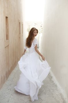 THE LANE Bridal'13 lookbook. Photography: Lauren Ross. Model: Masha Radkovskaya. Styling: Karissa Fanning. Make-up: Athina Karakitsou.