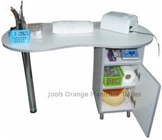 Manicure table MT03 in White £94