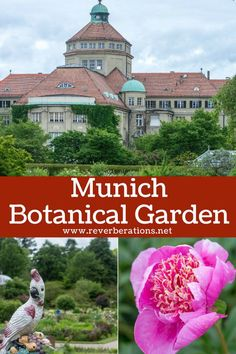 In Munich's Nymphenburg neighborhood, Munich Botanical Garden is 53 acres of local and exotic plants, including a large greenhouse perfect for exploring. Europe Destinations, Europe Travel Tips, European Travel, Budget Travel, Travel Guides, Visit Germany, Germany Travel, Munich Germany, Large Greenhouse