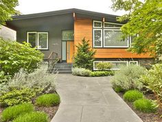 MCM house in West Vancouver (1963).