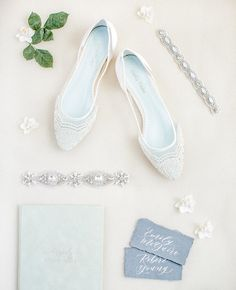 32 Sweet And Stylish Flat Wedding Shoes For Comfort Loving Bride