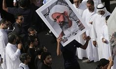 2..1.16. Sheikh Nimr al-Nimr. Shia cleric. (Executed.)