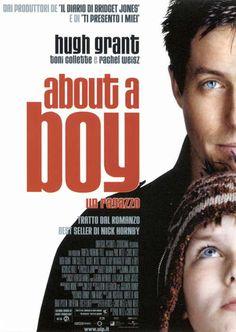 About a Boy - Un ragazzo - scheda del film About a Boy, trama di About a Boy, con Hugh Grant, cast, locandina, trailer, commenti, data di uscita, al cinema