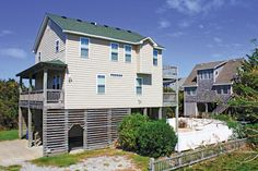 AVON Vacation Rentals | Hokie HI - Oceanside Outer Banks Rental | 772 - Hatteras Rental