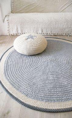 Alfombra/Carpet/Rug/#PuffsTrapillo
