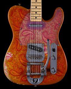 Show Me Your Paisleys!!! - Telecaster Guitar Forum