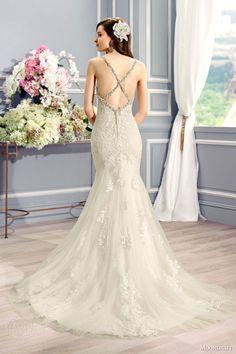 Moonlight Couture Fall 2015 Wedding Dresses | Wedding Inspirasi