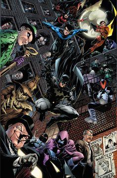 Los mejores Fan Art de DC Comics