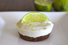 Raw Lime Cheesecake  #justeatrealfood #realfoodpledge
