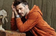 Ben Hill for Vogue Hombre by Matthew Scrivens