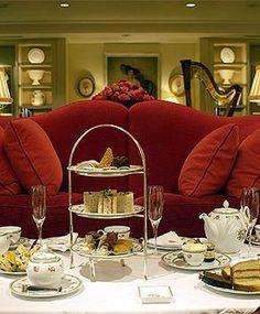 High Tea in London: