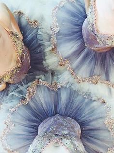 Something quite interesting...'Ballet from above', photo via VoyageVisuel.