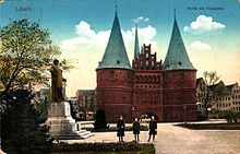 Holstentor – Wikipedia