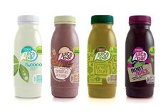 Tesco Juice Bar on Packaging of the World - Creative Package Design Gallery