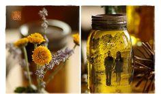 MASON JAR, oil picture