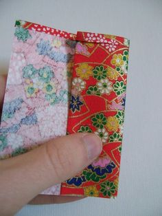 How to fold an origami bookmark. Origami Kimono Bookmark: The Sequel - Step 14